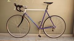Kuwhara CX Concept (dmarothy) Tags: bicycle bike kuwahara cyclocross japan vintage steel ishiwata steelisreal