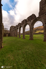 @ Llanthony Priory (technodean2000) Tags: llanthony priory mid wales uk nikon d610 lightroom clone architecture outdoor building ruins arch