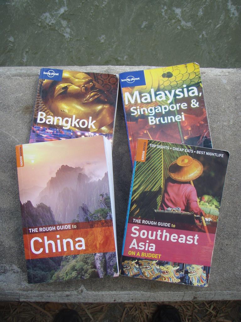 Guidebooks (part III)