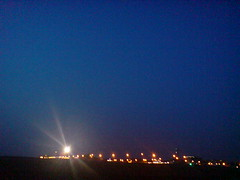 Scheveningen @ night (Sytske_R) Tags: light beach night strand coast licht nacht scheveningen vuurtoren kust ligthhouse scheveningenbeach