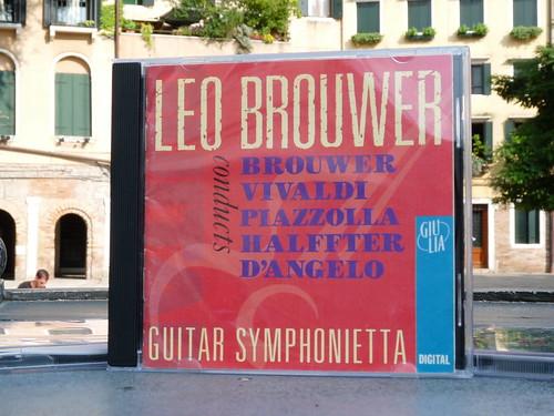 Nuccio D'Angelo Guitar Symphonietta