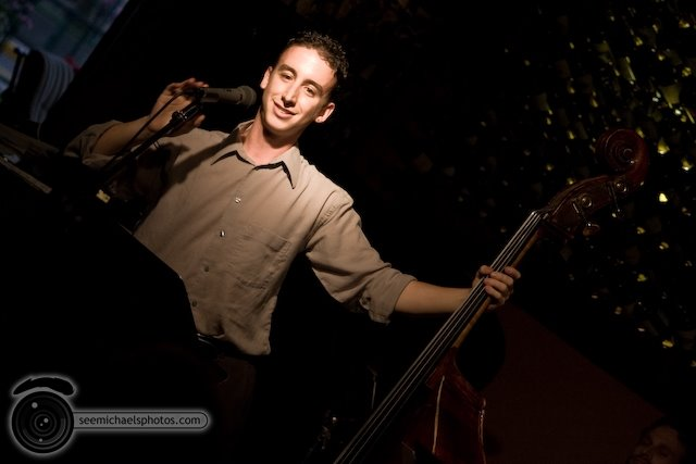 Bass Summit at Dizzy's 62809 © Michael Klayman-021