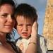 Danielle and Léon in San Juan