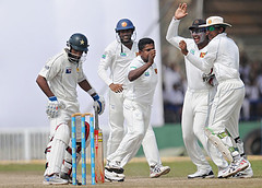 Pakistan confounded-Srilanka vs Pakistan 1st test Galle 2009 (faisal198846) Tags: pakistan horizontal srilanka galle 2009 mohammad yousuf herath ranganath