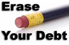 Erase Your Debt