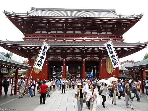 Sensoji Temple Festival