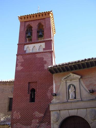 Iglesia de San Cipriano. Foto FLPEREA