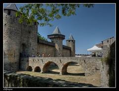 Chateau Cit de Carcassonne (Jean-jacques QUEYRIE) Tags:
