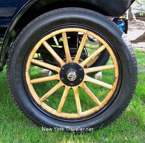 1913 Ford Wheel