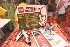 SDCC 2009 LEGO Brickmaster Exclusive - 5