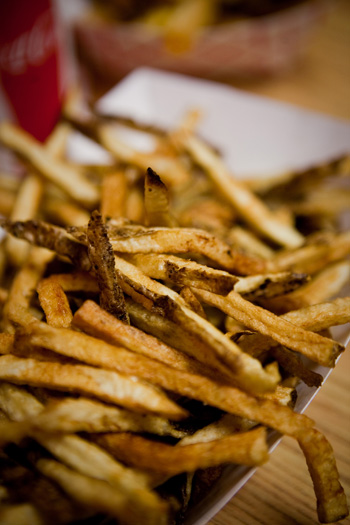 Duck - Fat - Fries