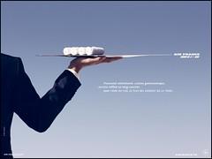 Affiche Air France Plateau