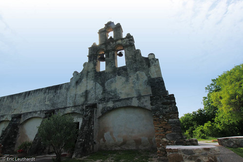 Mission San Juan in San Antonio