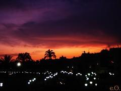 sunset... *Explored* (trocito de Rock'n'Roll) Tags: puestadesol