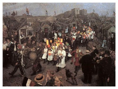 003-Colonia de Verano 1909, Berlin, Märkisches Museum-Hans Baluschek
