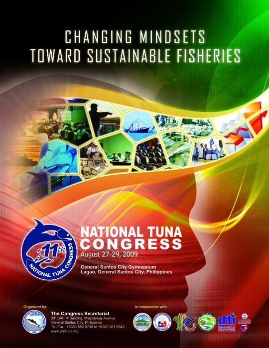 The 11th Tuna Congress Poster