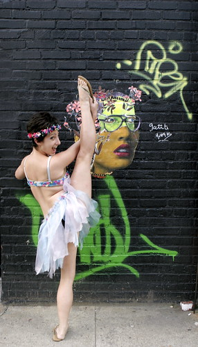 Street Art Is For Fairies