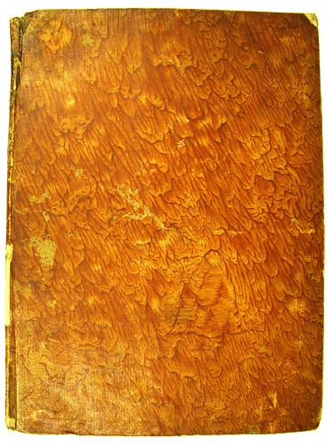 Front cover from Vergilius, Polydorus: Proverbiorum libellus