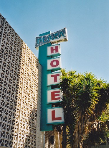 Plaza Hotel, San Jose, Going... going....