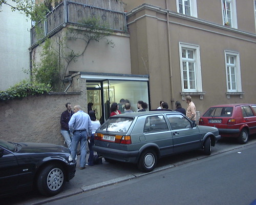 Kunstraum Oppenheimer Str.34a