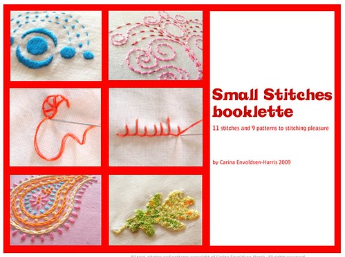 Ebook Review: Small Stitches