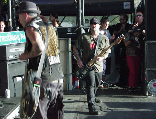 Rancid - Warped Tour 2003