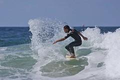 IMG_4131 (pcos57) Tags: mer france surf bretagne canoe vagues morbihan cume cotesauvage presquiledequiberon saintpierrequiberon surfeurs portbara