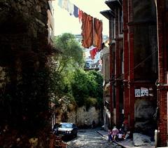(nilgun erzik) Tags: turkey trkiye istanbul turkei fenerbalat sokaklar fotografkraathanesi fotografca evcilik sonbaharadogru biyerlerde eylul2009
