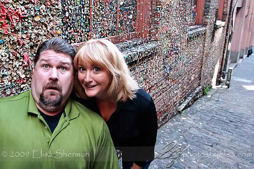 Debbie & Dominic engagement by Elisa Sherman | photosbyelisa.com