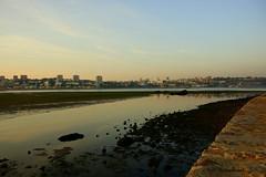 Porto  beira-rio...Oport by the river ... (@uroraboreal) Tags: sunset portugal prdosol porto oporto riodouro douroriver auroraboreal