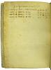 Manuscript monetary calculations in Hyginus, C. Julius: Poetica astronomica