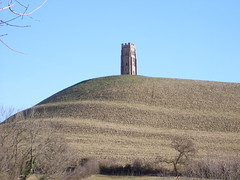 Glastonbury Tor (Tom_Martin2010) Tags: uk england tower church ancient hill ruin glastonbury somerset mysterious tor mound avalon barrow westcountry glastonburytor southwestengland
