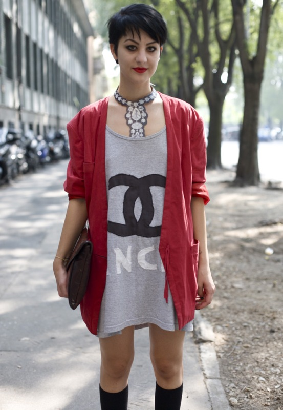 Red Chanel 1