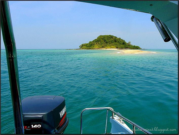 Koh Kram Noi Island , Chonburi Province