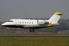 G-CHAI - 5152 - Hangar 8 - Canadair CL-600-2B16 Challenger 601-3R - Luton - 090403 - Steven Gray - IMG_3087