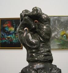 Fist, 1946 by Enrico Donati.