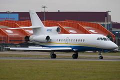 N876C - 162 - Private - Dassault Falcon 900EX - Luton - 091009 - Steven Gray - IMG_0151