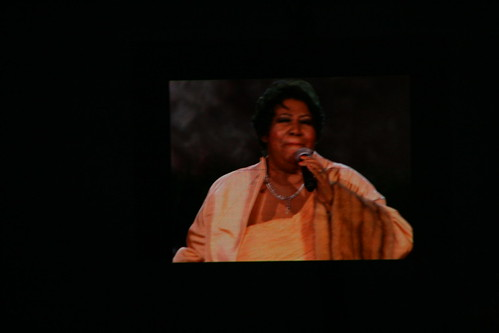 Aretha-Big Bird Personified?