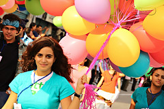The Colourful Bit... (SonOfJordan) Tags: road old city light people colour boys festival century canon balloons eos centennial downtown cityhall flag amman parade jordan theme 100 procession colourful cart xsi gam    450d      samawi  sonofjordan canoneosxsi450dsamawisonofjordan shadisamawi    wwwshadisamawicom