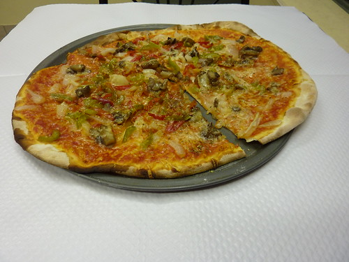 Kosher Pizza in Paris