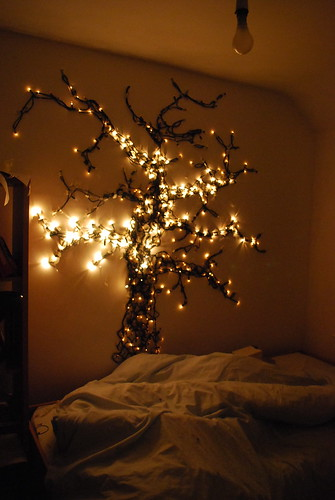 Tree in Bed / Martha Daly