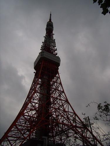 全景@東京タワー