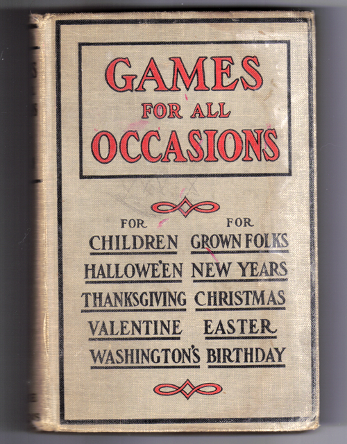 Games For All Occasions