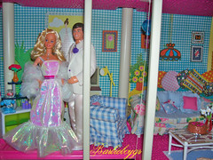1974 townhouse (AKI'S SECRET) Tags: male model nikki ken barbie skipper disney tommy muse pj shelly teresa christie collectors blaine steffie midge silkstone