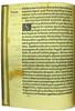 Woodcut initial in Lilio, Zaccaria: De origine et laudibus scientiarum et al
