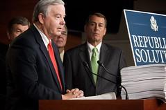 Rep. Joe Barton, John Boehner