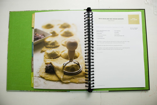the kitchen bible :: our family recipes in a tastebook