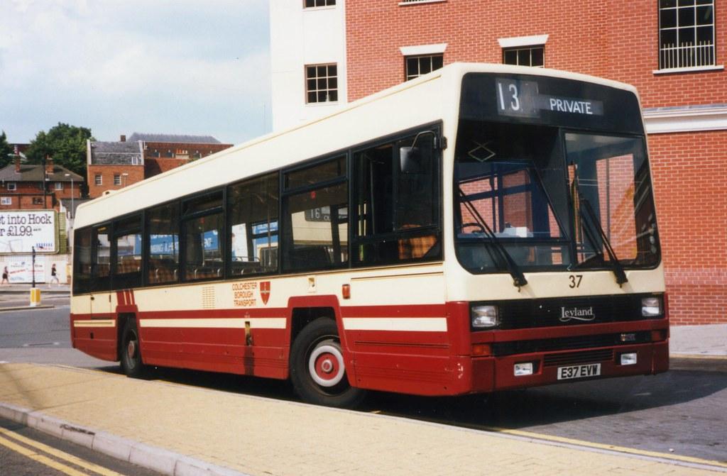 Colchester 37 E37EVW