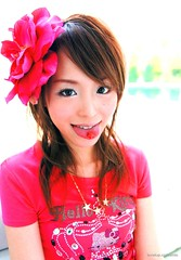 H015 (xoox5478) Tags: red cute aya cutie hirano