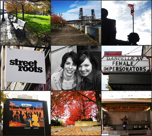 portland fri collage